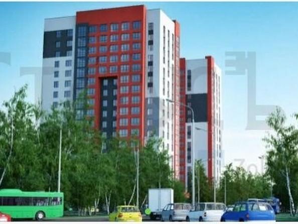 Продам 1-комнатную, 39.05 м², Юрина ул, 168К. Фото 2.