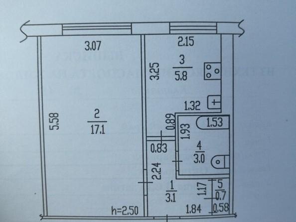 Продам 1-комнатную, 30 м², П.С.Кулагина ул, 17. Фото 1.
