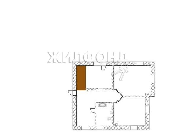 Продам коттедж, 162 м², Барнаул. Фото 12.