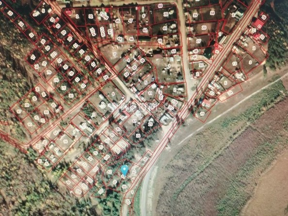 Продам  земельный участок, 400 соток, Гремячинск. Фото 4.