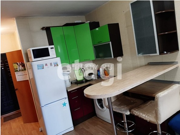 Сдам в аренду апартаменты, 26 м2, Иркутск. Фото 1.