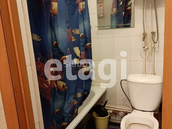 Сдам в аренду апартаменты, 26 м2, Иркутск. Фото 10.
