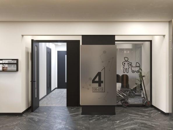 Продам 1-комнатную, 37.32 м², ZENITH (Зенит), б/с 1. Фото 7.