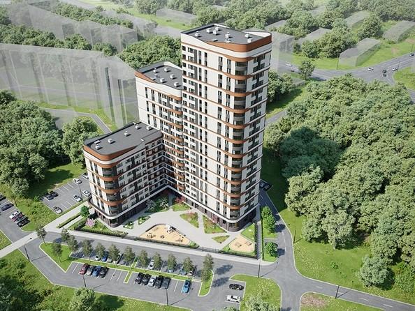 Продам 1-комнатную, 36.9 м², БЕРИНГ. Фото 6.