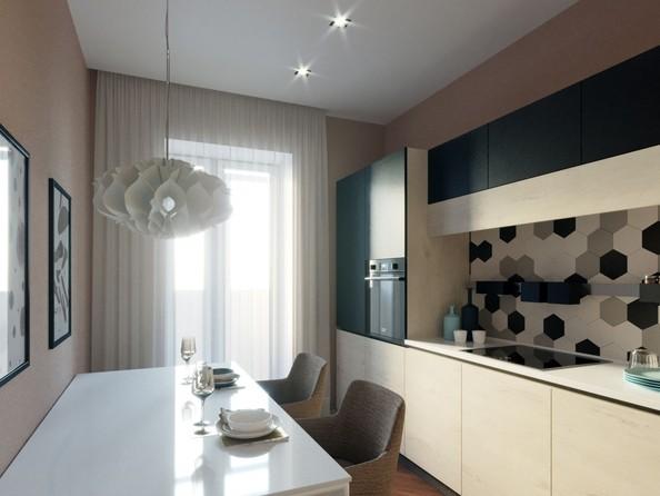 Продам 1-комнатную, 36.38 м², ЕНИСЕЙСКИЙ, дом 1. Фото 2.