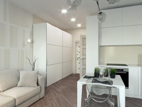 Продам 1-комнатную, 28.28 м², ЕНИСЕЙСКИЙ, дом 1. Фото 4.
