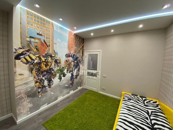 Сдам в аренду 3-комнатную квартиру, 82 м², Омск. Фото 17.